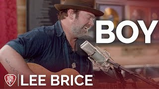 Lee Brice Boy Acoustic The George Jones Sessions.mp3