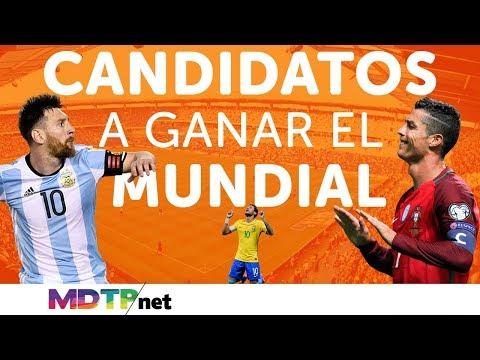 Candidatos a Ganar el Mundial