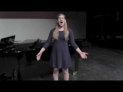 Rebecca Martin   Audition
