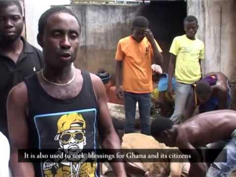 Akonedi Yam Festival - Larteh, Ghana