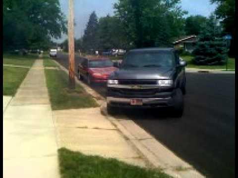 Duramax horrible knocking and smoking   - Diesel Place : Chevrolet