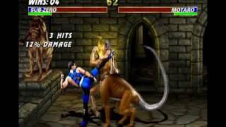 Mortal Kombat 3 - Sub-zero Playthrough thumbnail