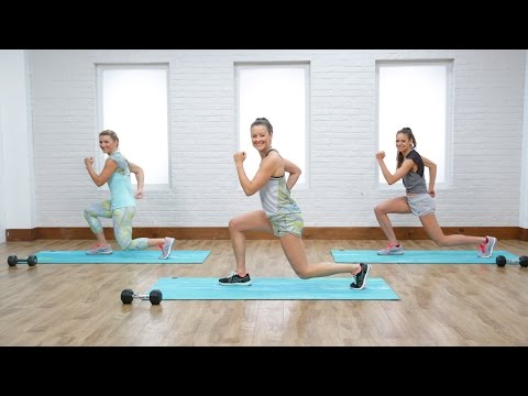 Get Ready For Your Tight and Toned Strong-Legs Workout