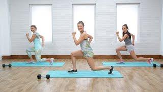 10-Minute Tight-Thighs Workout | Class FitSugar