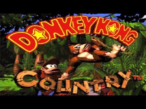 Bonus Room Blitz (NA Version) - Donkey Kong Country