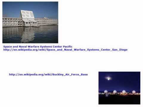 Space and Naval Warfare Systems Center Pacific And Buckley Air Force Base
