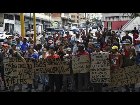 UN human rights chief Bachelet to meet Maduro, Guaido on Venezuela visit