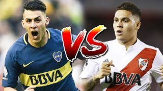 BOCA VS RIVER│Superclásico 2018