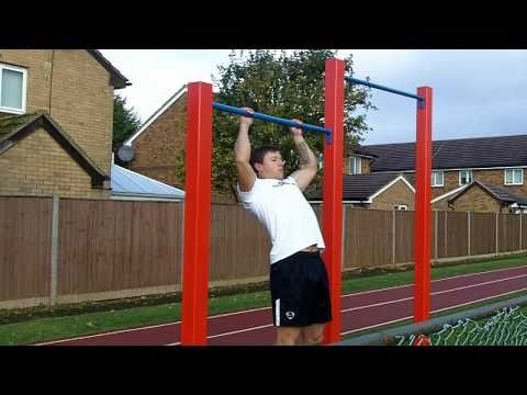 Calisthenics Tutorial for Beginners Part 5 - How to do Muscle Ups thumbnail