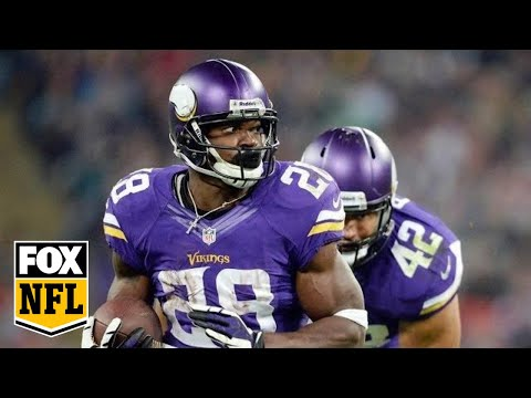 Adrian Peterson discusses playing after his son's death