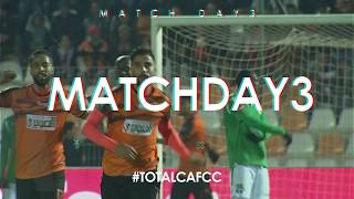 TotalCAFCC Roundup   Matchday Three