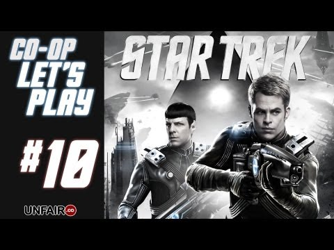 Let's Play Star Trek Co-Op #10 - Into The Caves  (HD PC Gameplay)