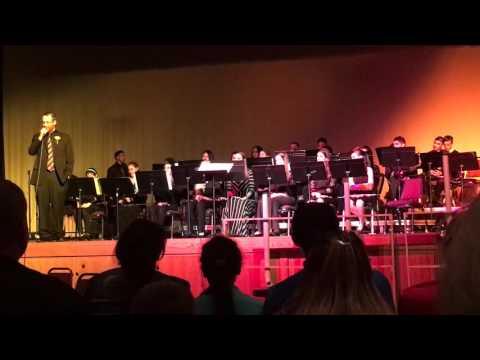Recognizing Seniors - Judah Christian School Spring Band Concert 2016