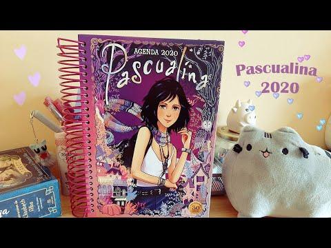 ♥agenda-pascualina-2020♥┊melissa-nyaa-ʕ•́ᴥ•̀ʔっ♡