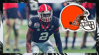 Richard LeCounte Highlights! Welcome To CLEVELAND!!