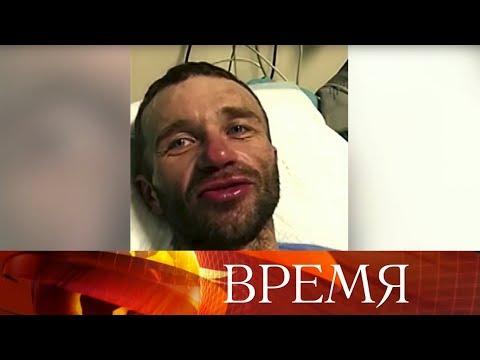 Невероятная история спасения российского альпиниста А.Гукова, застрявшего в пакистанских горах.