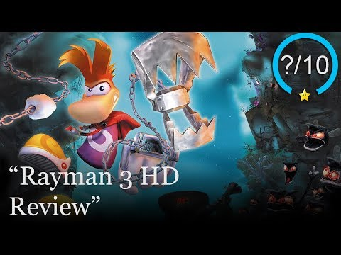 Rayman 3 HD Review [Xbox One, PS3, Xbox 360, PC, & PS2]