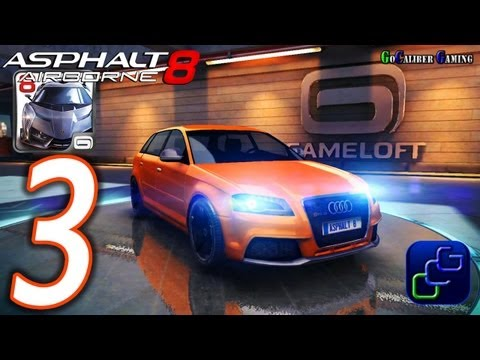 Asphalt 8: Airborne Walkthrough - Part 3 - Career Season 1: Welcome