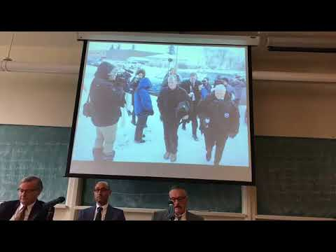 Queen's Law - Expert Criminal Law Panel on Stanley Trial / B