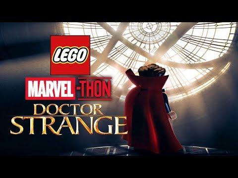 Doctor Strange - LEGO Marvel-thon!