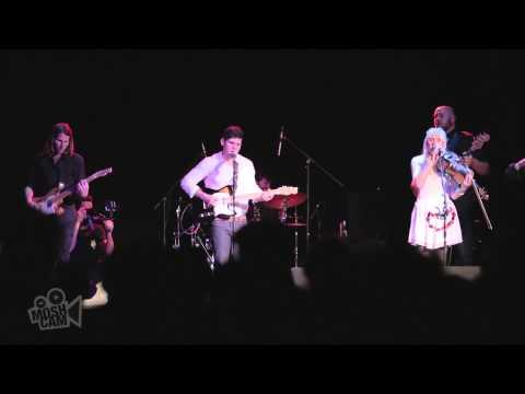 Winter People - Valley Hymn (Live in Sydney) | Moshcam
