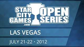 SCGVegas - 2012 - Standard - Round 4b - Chad White vs Michael Hetrick