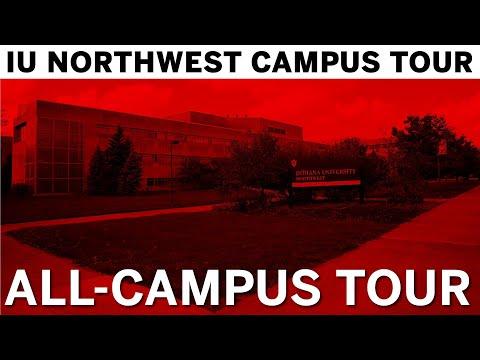 IU Northwest Campus Tour - All Campus ~IUN~