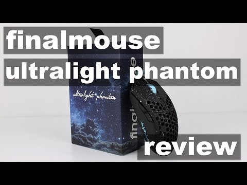Finalmouse Ultralight Phantom Mouse Review