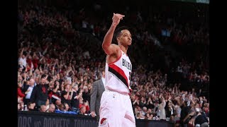 CJ McCollum Took Over Historic 4OT Game 3 vs Denver Nuggets, Finished with 41 Points