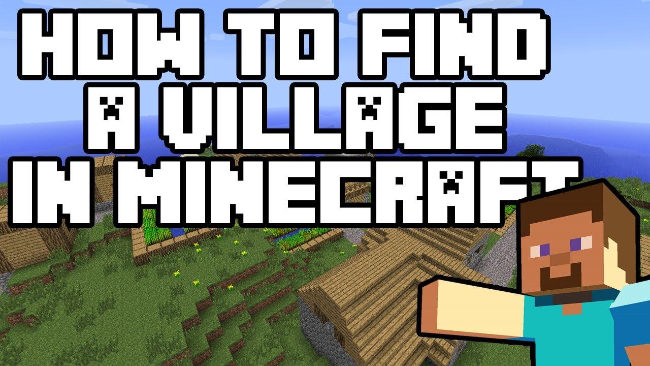 How to Find a Village in Minecraft
