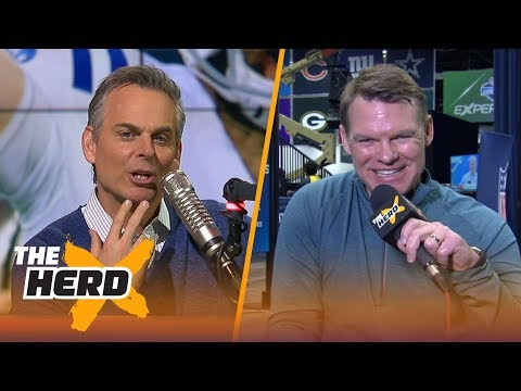 Chris Ballard talks Andrew Luck, Josh McDaniels and more from the 2018 NFL Combine | THE HERD