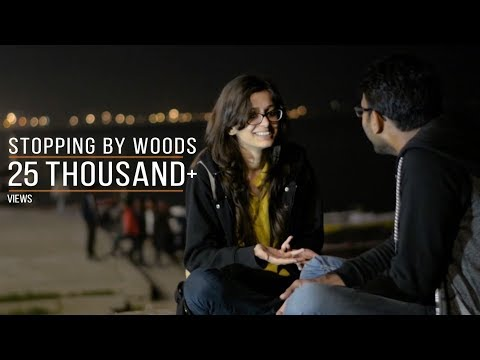 Stopping by Woods | Large Short Film | IIT (BHU)