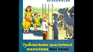 Презентация. Черемисова Марго. Удивительные приключения мальчика без тени и тени без мальчика.