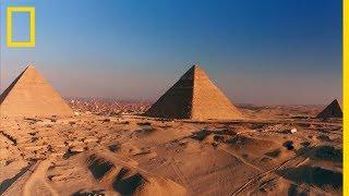 A gzai piramisok titkai National Geographic