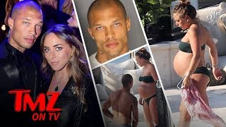 What's In That Belly Featuring Chloe Green | TMZ TV