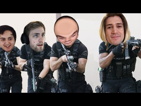 oh how the turn tables... Streamers Swat Houses ft. Moxy, Soda & Poke!