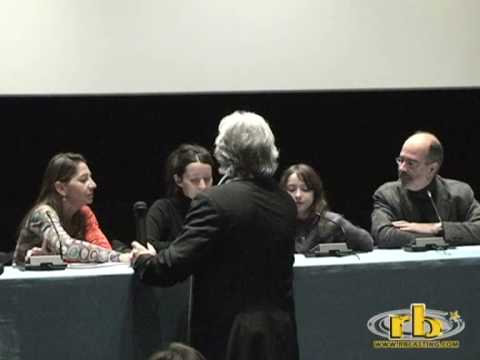 STELLA regia Sylvie Verheyde - conferenza 2° parte - WWW.RBCASTING.COM