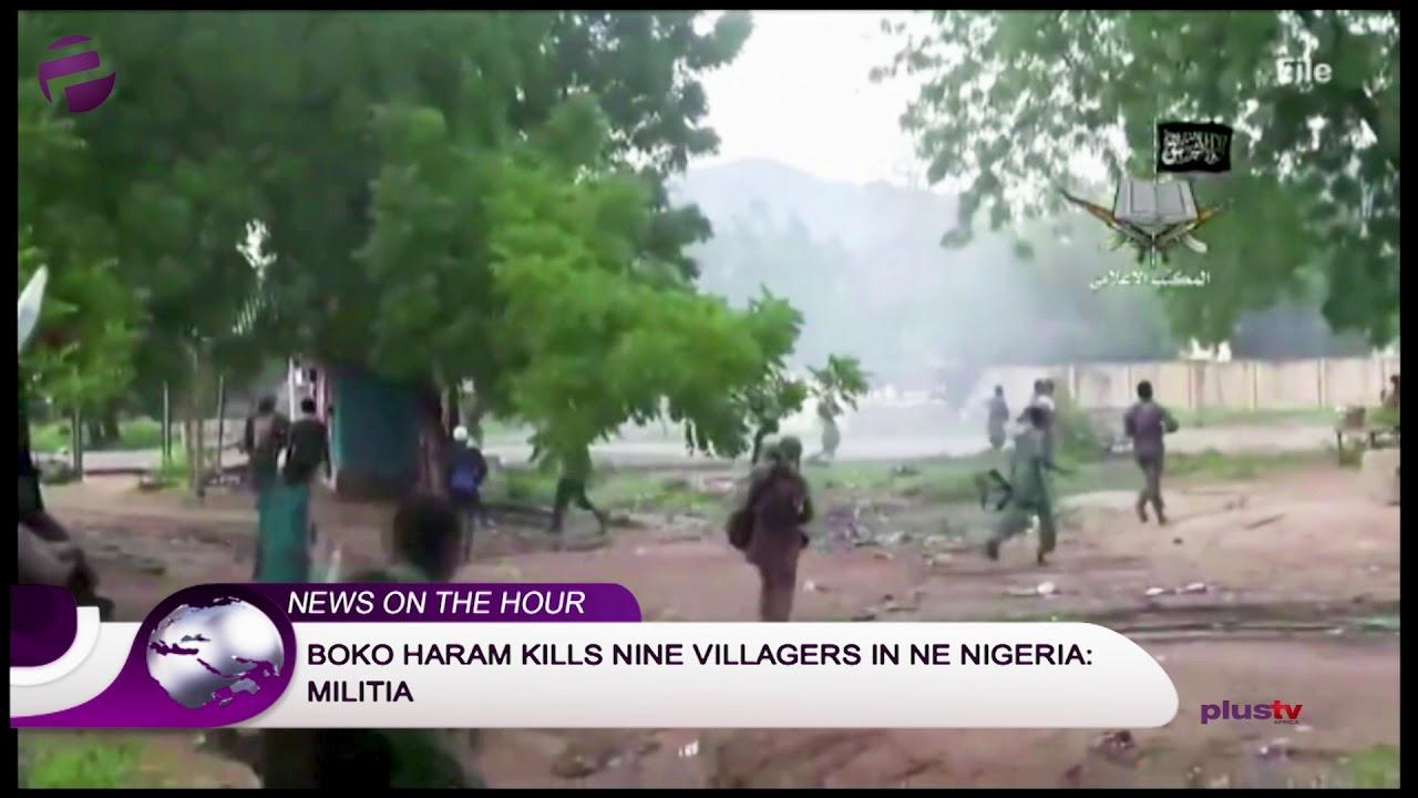 Download Boko Haram Kills Nine Villagers In NE Nigeria