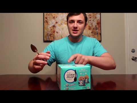 CyGuy Reviews: The Cookie Dough Cafe