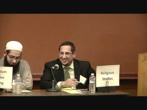 Islamic Scholarship Fund 2012 Career Counseling and College Major Forum-Religious Studies