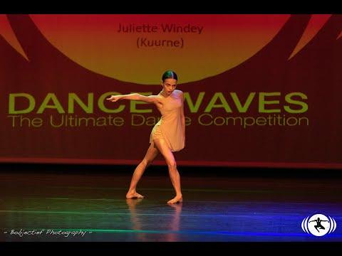 2019 - 2020 Qualifier 5 - Juliette Windey  (Pirouette ) / VIEWS FROM A DUTCH TRAIN