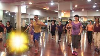Dj Dale Play(ZIN 45) / ZUMBA® WITH HOWARD [HD] Video