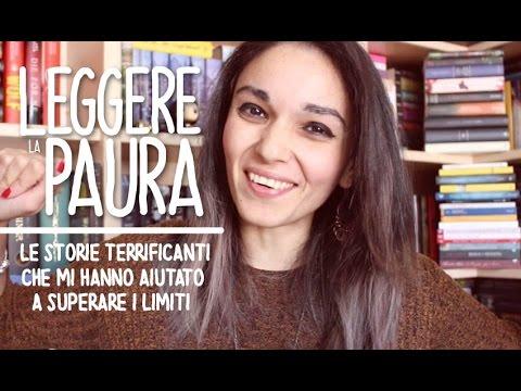 LEGGERE LA PAURA | Le storie più terrificanti che mi hanno aiutato a superare i limiti.