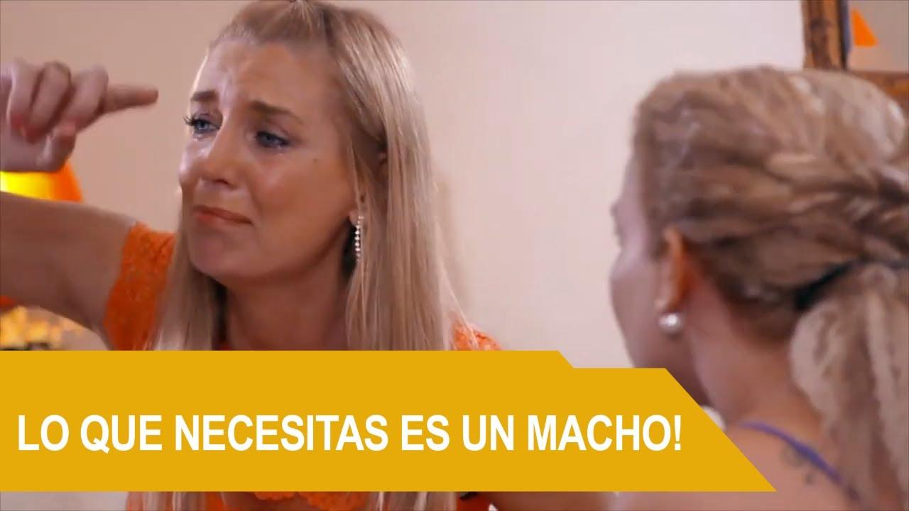 Sandra lo que le hace falta es un hombre    Rica Famosa Latina   Temporada 3  Episodio 18