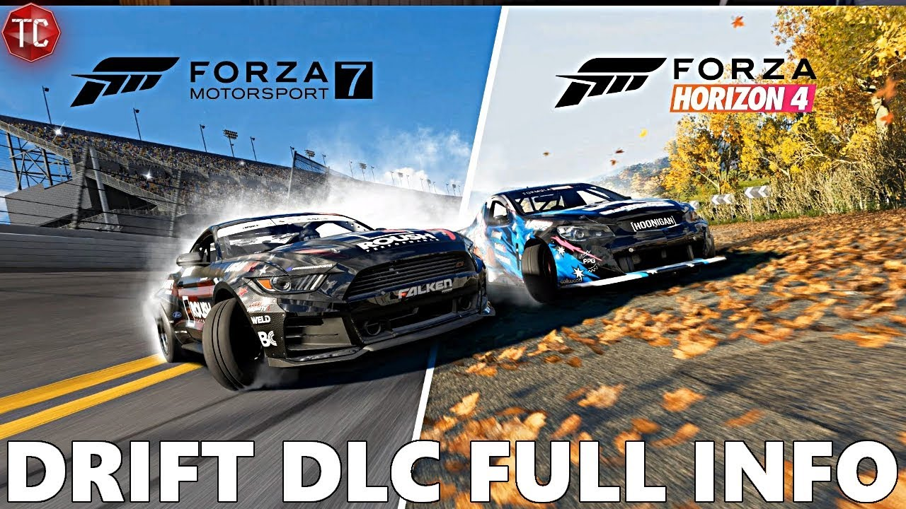 forza horizon 4 and forza motorsport 7 drift dlc full. Black Bedroom Furniture Sets. Home Design Ideas