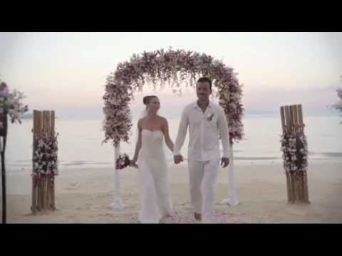 Holiday Inn Resort Phi Phi Island Indian Destination Beach Wedding Receiption Sangeet Mehandi