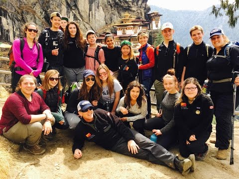 Bhutan Global Learning Program - 2017
