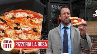 Barstool Pizza Review - Pizzeria La Rosa (New Rochelle, NY)