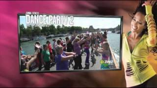 ZUMBA FITNESS DANCE PARTY VOL.2 - 2CD - TV-Spot
