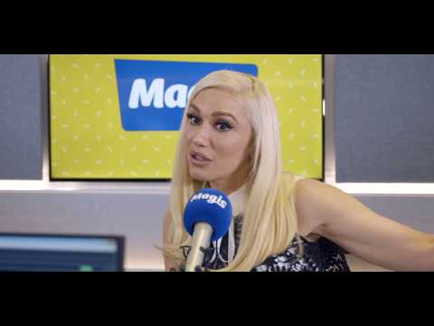 Gwen Stefani started writing a Christmas song by accident! | Magic Weekend Breakfast
